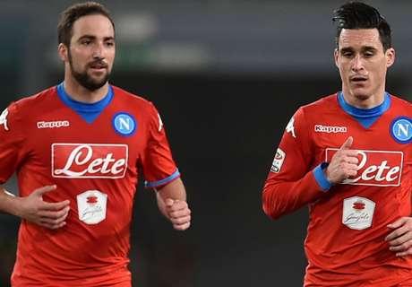 Juve holt Rekord, Napoli siegt weiter