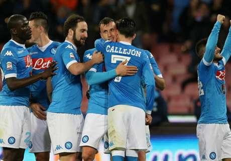Naples-Chievo 3-1, résumé de match