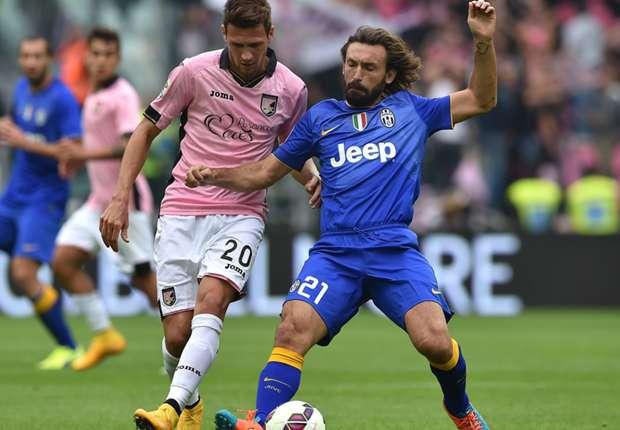 Juventus 2-0 Palermo: Vidal & Llorente fire hosts back to winning ways