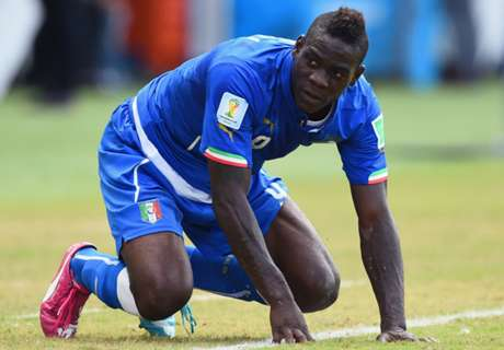 Camoranesi slams 'overrated' Balotelli