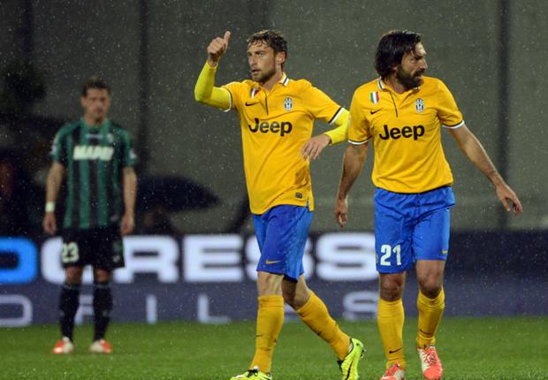 Primer 'match ball' para la Juventus