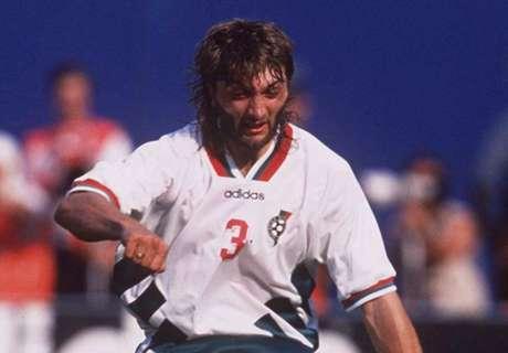 Ex-Bulgaria defender Ivanov dies