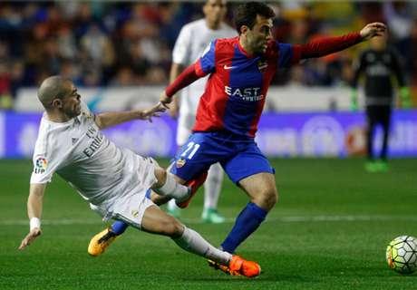 Previa Liga BBVA: Málaga - Levante