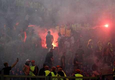 Platini: Uefa needs own police force