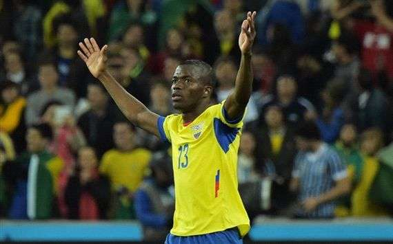 Enner Valencia targets top-four finish for West Ham