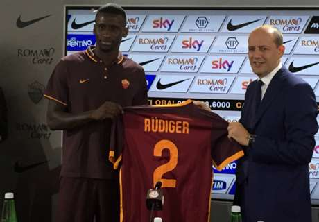 Poco Rudiger per Rudi, malanni infiniti