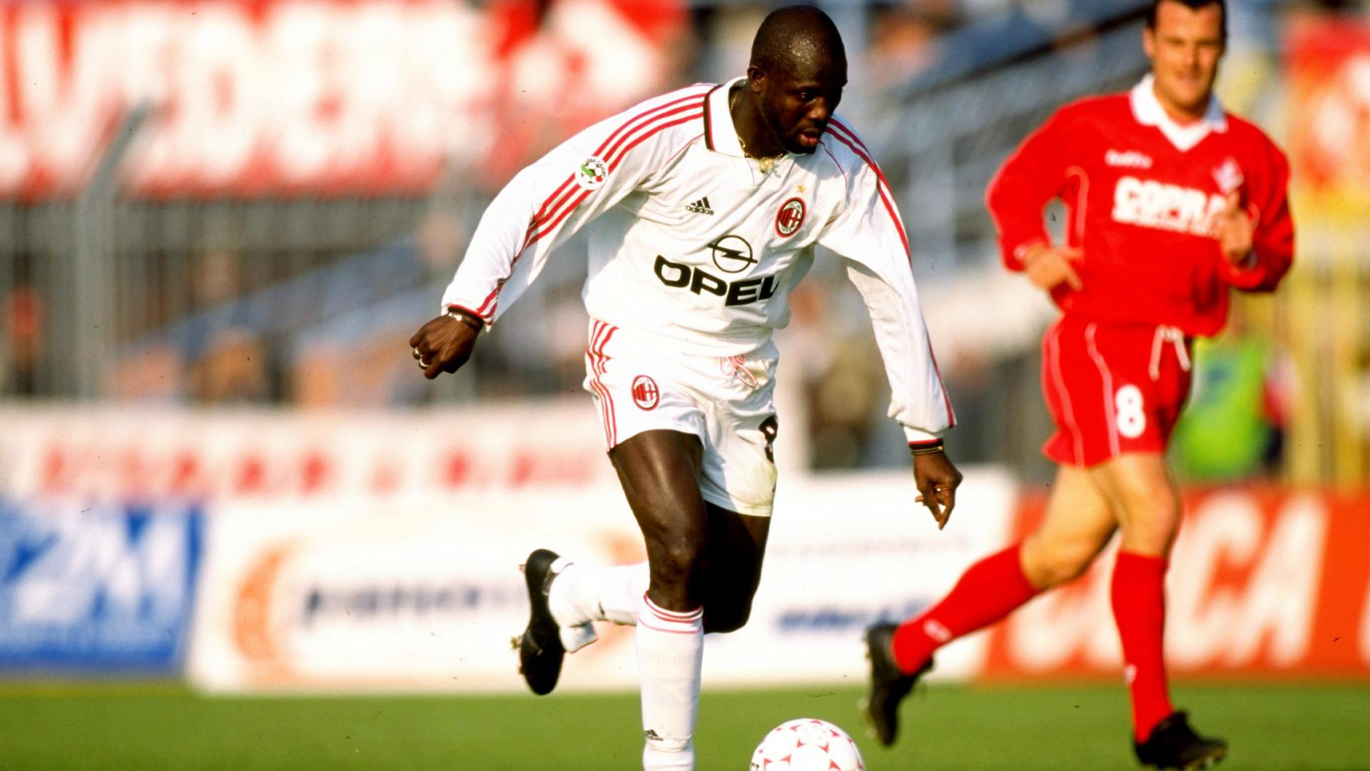 George Weah Milan - Goal.com