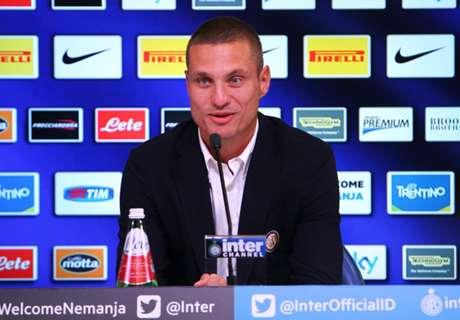 Inter, Vidic in prova nella difesa a 3