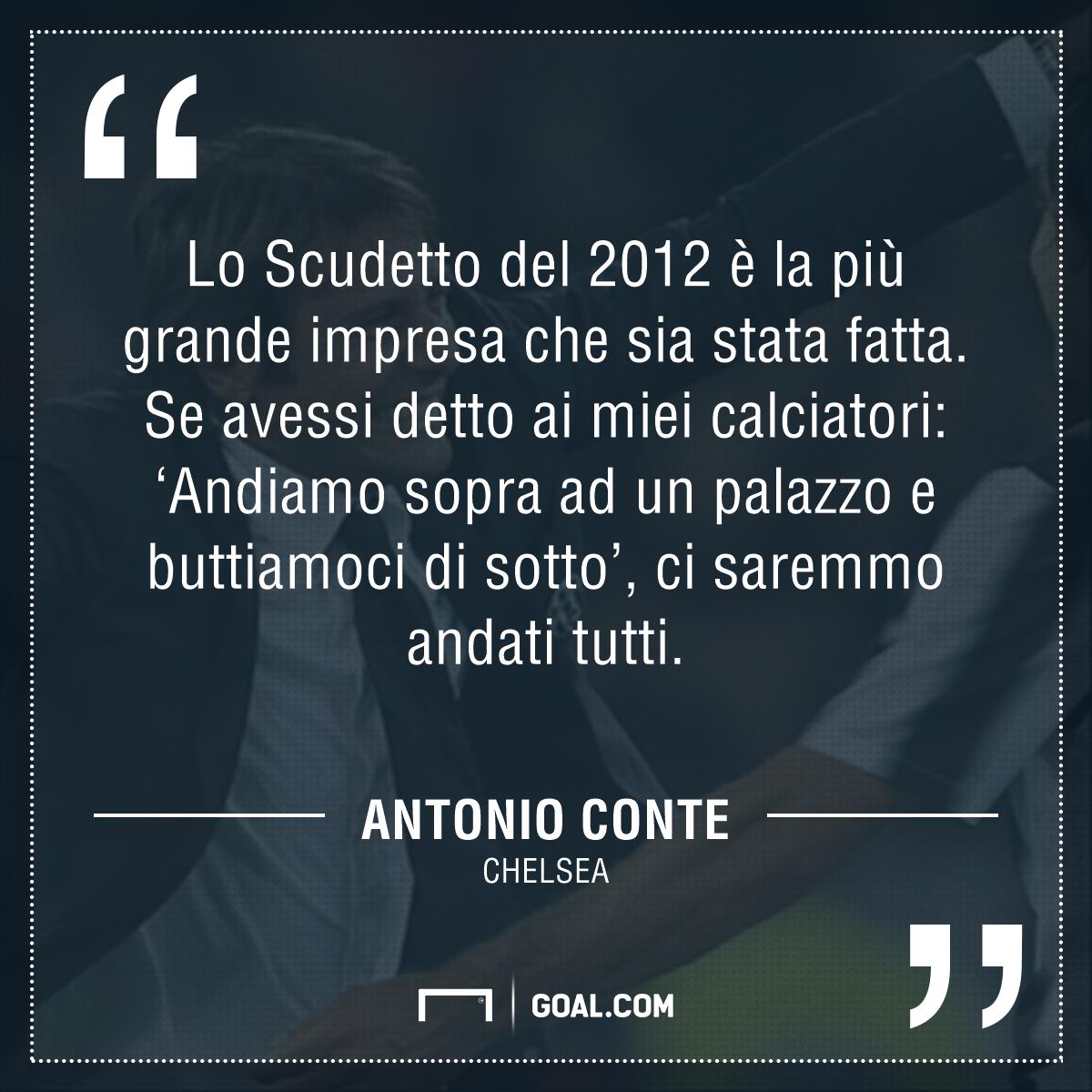 De Rossi,è grazie a Conte se gioco così