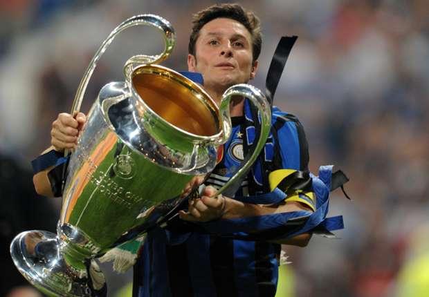 Zanetti akan tampil untuk yang terakhir kalinya di Giuseppe Meazza.