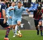 Immobile redt Lazio tegen Crotone