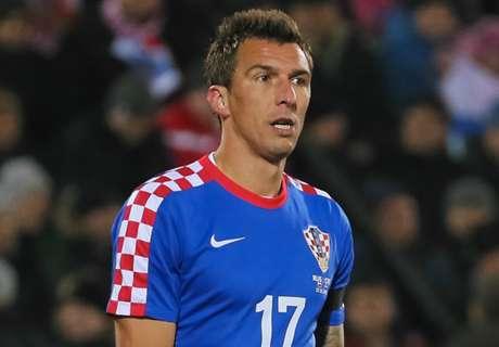 Amichevoli - Mandzukic, 1° goal nel 2016