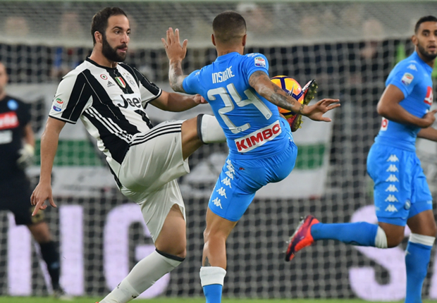 Image result for napoli vs juventus 2016