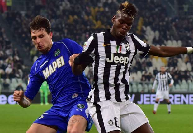 Juventus 1-0 Sassuolo: Pogba piledriver propels champions 11 points clear