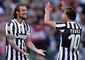 Osvaldo y Tevez ya compartieron equipo en Turín