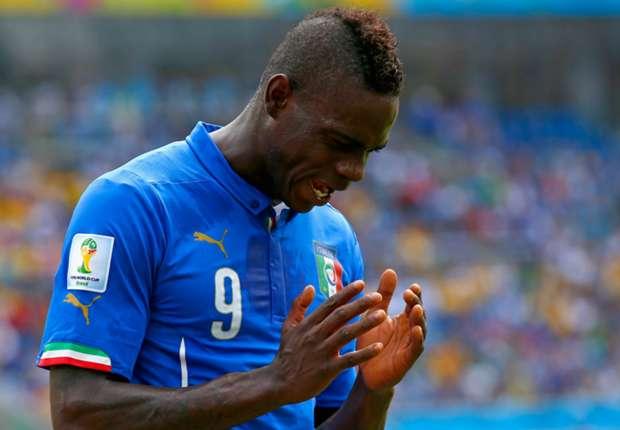 Niente convocazione in nazionale per Mario Balotelli