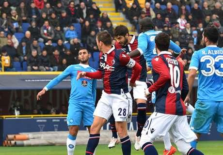Bologne-Naples 3-2, résumé du match