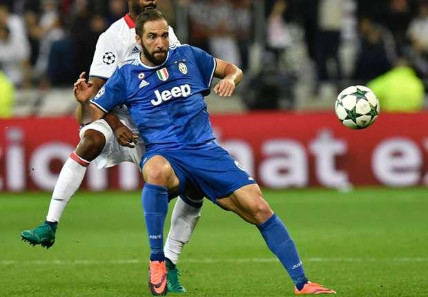 Salisburgo Napoli Hd: Juventus, HD In Grigio: Higuain E Dybala Stentano In