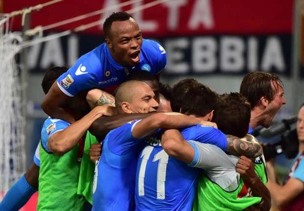 Los del Sur de Italia lograron el triunfo en el último minuto.