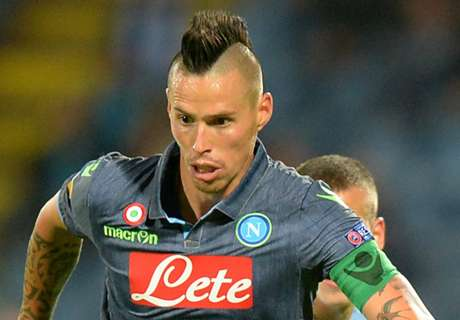 Hamsik: I've been judged harshly