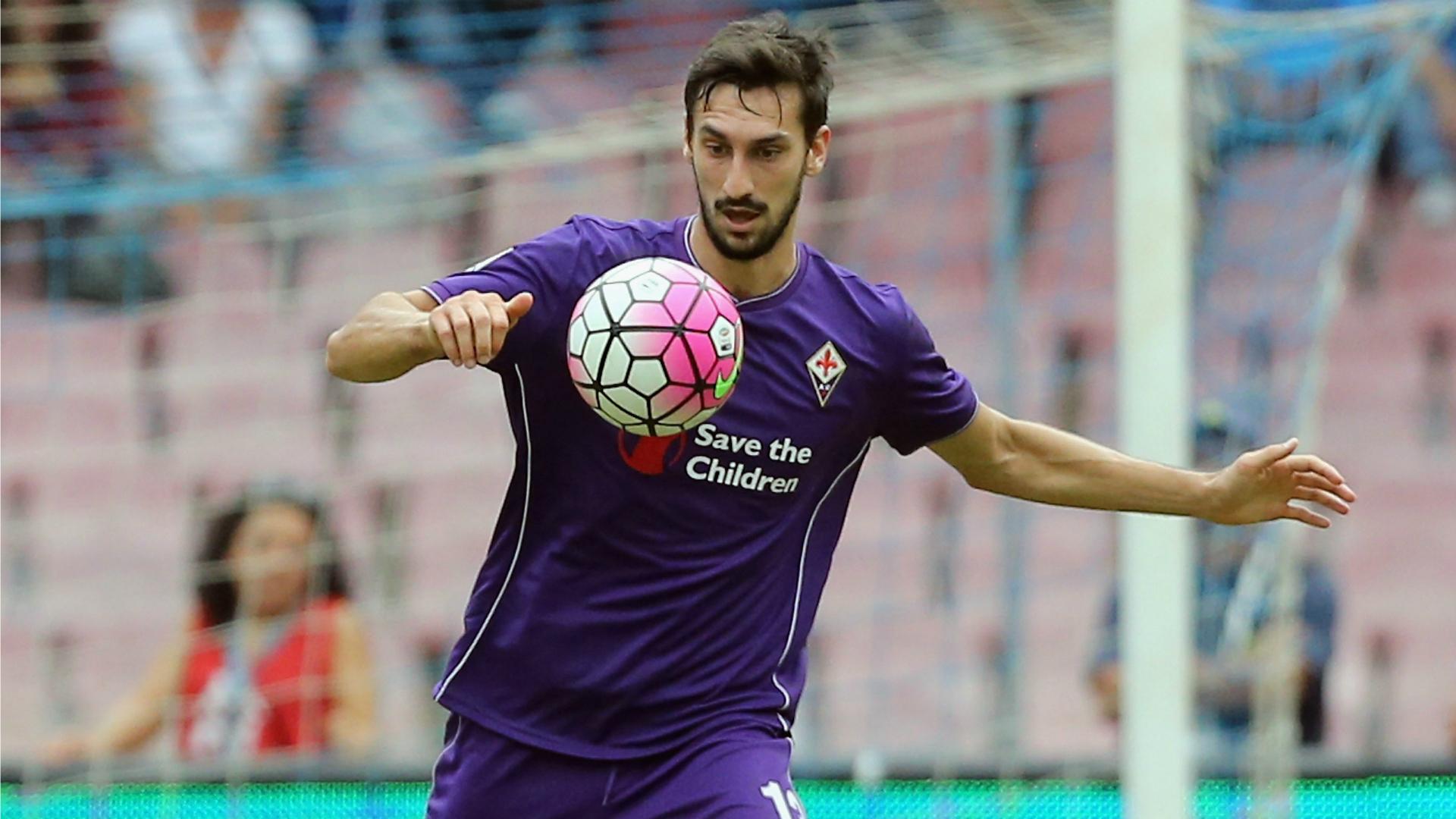 Davide Astori Fiorentina Serie A