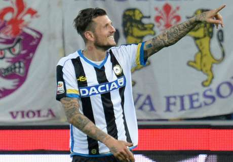 Udinese-Carpi, formazioni ufficiali
