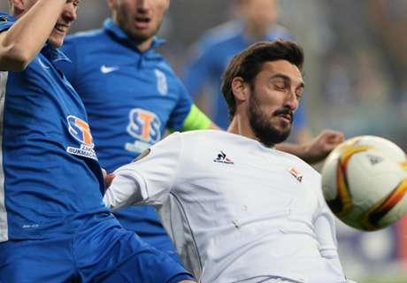 Ilicic Hidupkan Asa Lolos Fiorentina