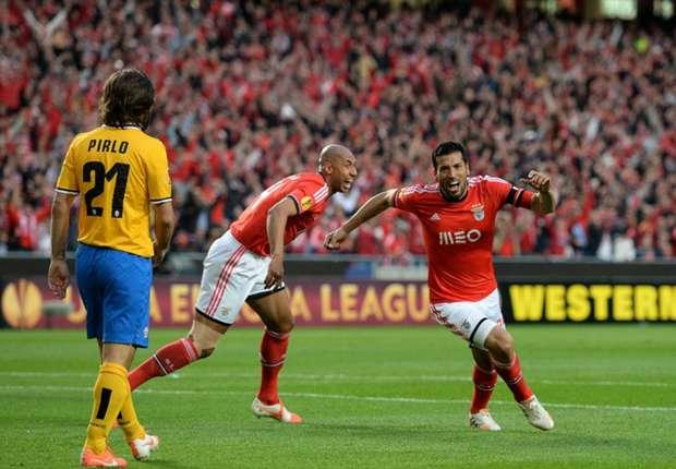 Benfica trekt stunt over de streep