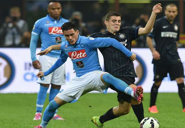 Inter 2-2 Napoli: Hernanes the hero in dramatic draw