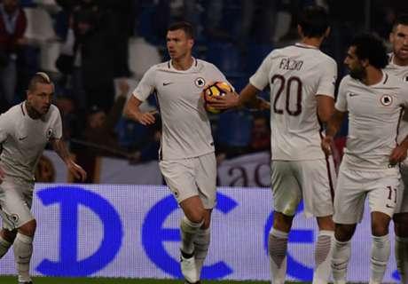 Roma Terus Bayangi Juventus
