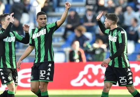 Sassuolo-Lucerna 3-0: Sasol ai playoff