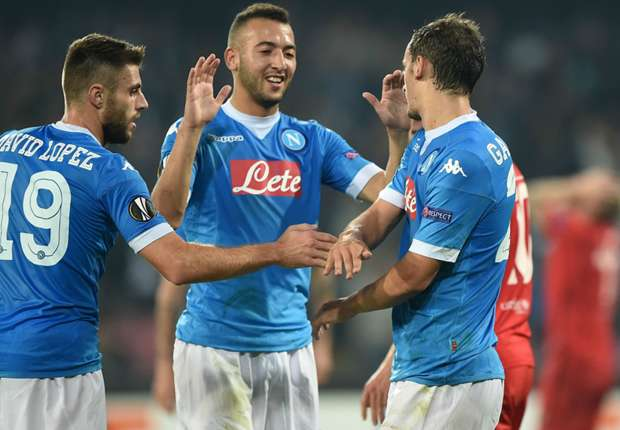 Video: Napoli vs Midtjylland