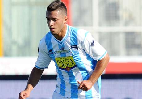 Inter Gaet Gelandang Potensial Pescara