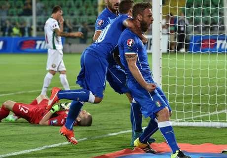EEC: Itália 1 x 0 Bulgária