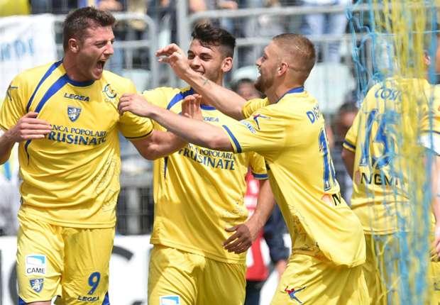 Frosinone x Palermo