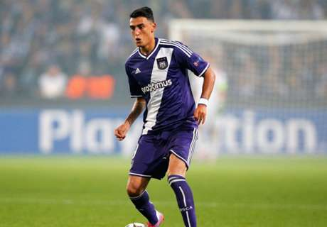 Suarez eager to leave Anderlecht