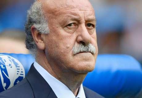 OFICIAL: Del Bosque, adiós a España
