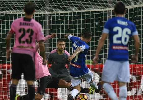 Udinese Benamkan Palermo
