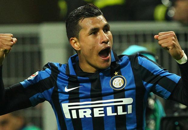 Jeison Murillo, prima stagione all'Inter