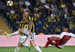 Il goal di Falcao a Istanbul