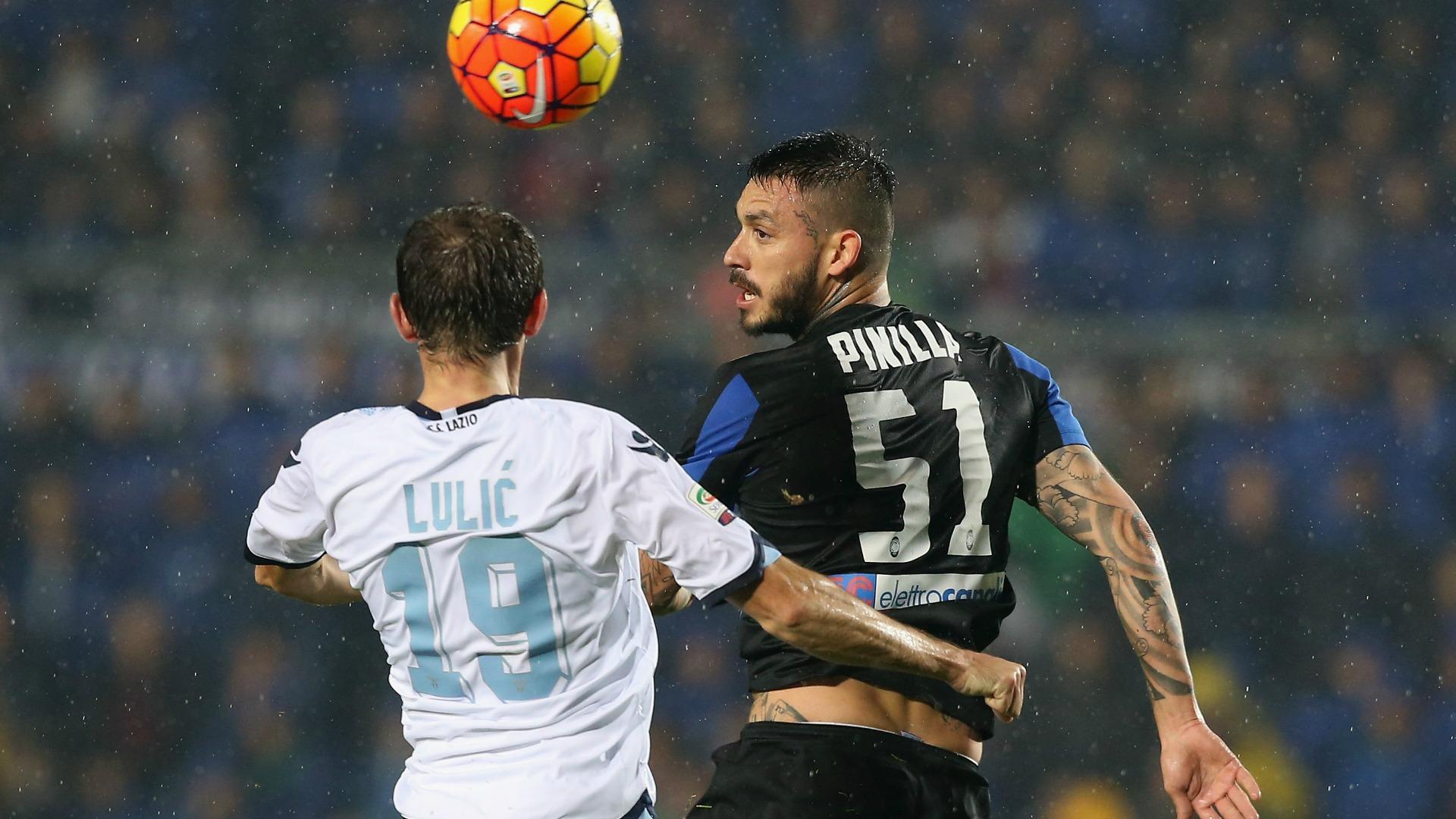 Video: Atalanta vs Lazio