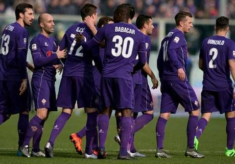 Fiorentina - Torino 2-0, résumé du match