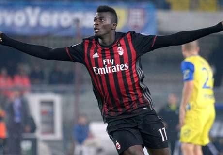 Serie A: Chievo 1-3 Milan