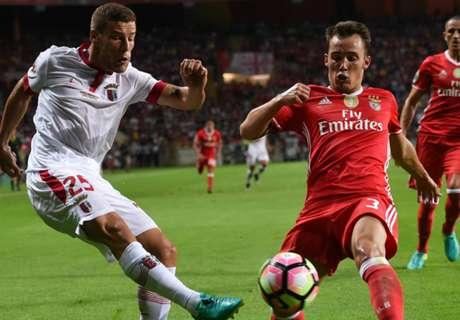 Benfica, osservatori Juve per Grimaldo