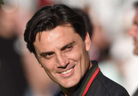 Montella happy with Milan growth