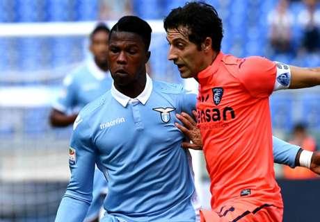 Lazio & Sassuolo Menang, Genoa Tertahan