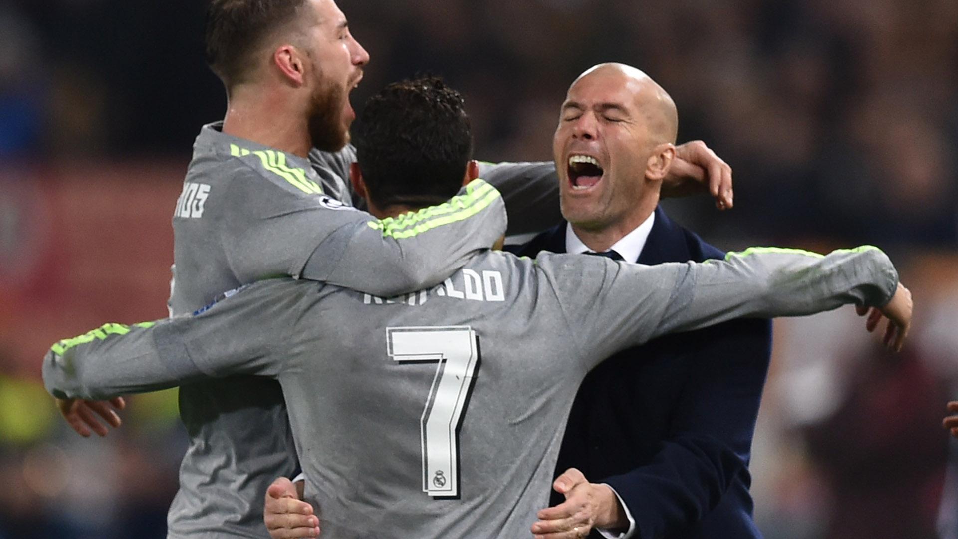 Image Result For Vivo Roma Vs Barcelona Zidane