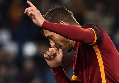 Cosmos: Totti signing is 'unlikely'