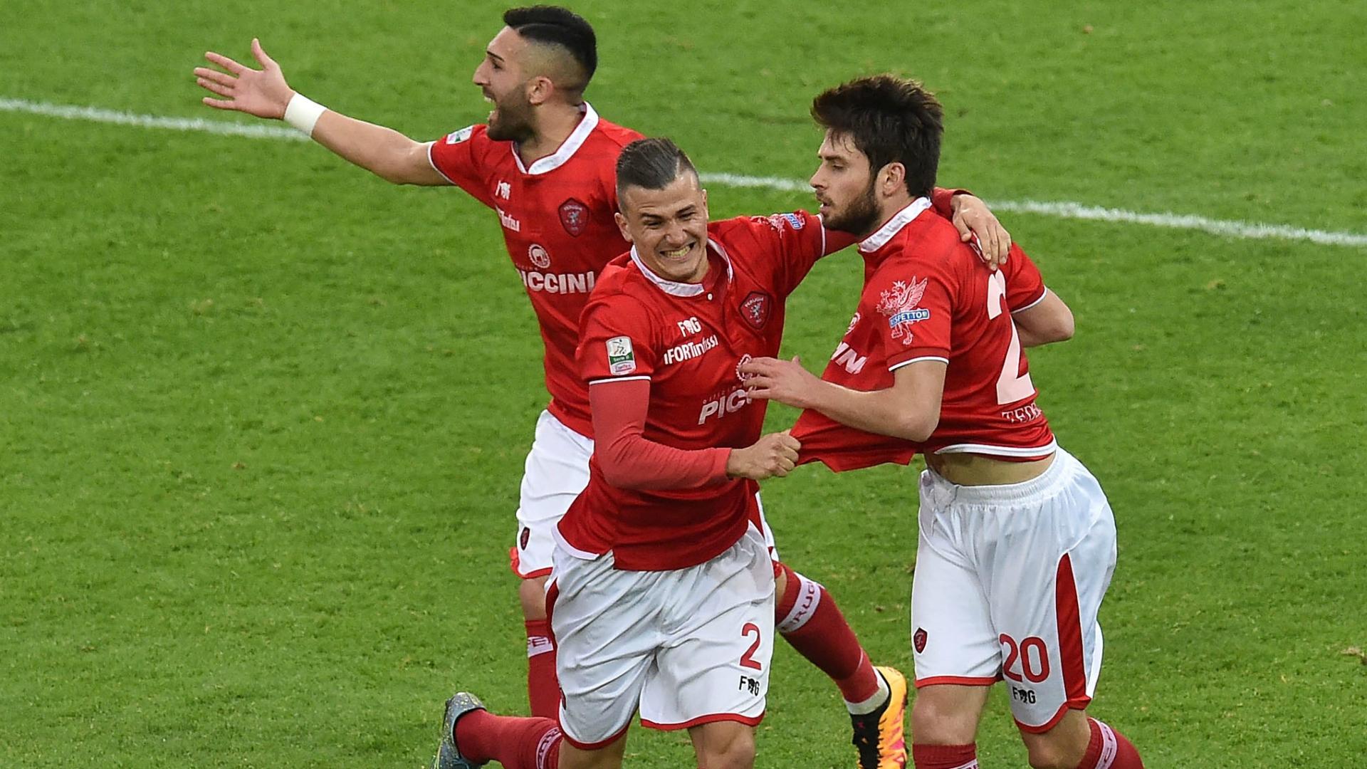 Cesena-Perugia 1-1: Guberti-Ligi, un punto a testa per Drago e Bucchi