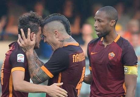Serie A: Verona 1x1 Roma